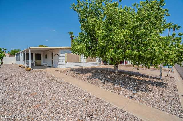Photo of 8912 E UTAH Avenue, Sun Lakes, AZ 85248
