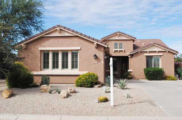 Photo of 939 W MOUNTAIN PEAK Way, San Tan Valley, AZ 85143