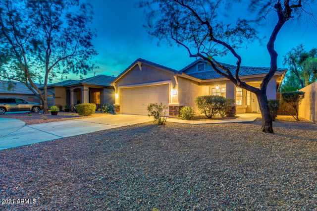 Photo of 17248 W PAPAGO Street, Goodyear, AZ 85338