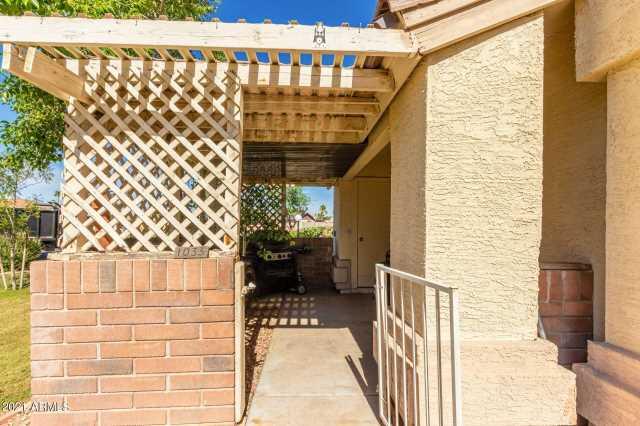 Photo of 2201 N COMANCHE Drive #1033, Chandler, AZ 85224