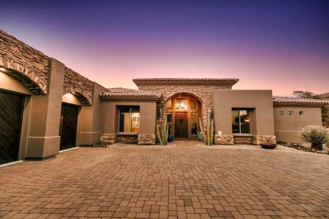 Photo of 9896 E CAVALRY Drive, Scottsdale, AZ 85262