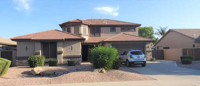 Photo of 4437 E PALMDALE Lane, Gilbert, AZ 85298