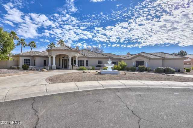 Photo of 13311 N 65th Drive, Glendale, AZ 85304
