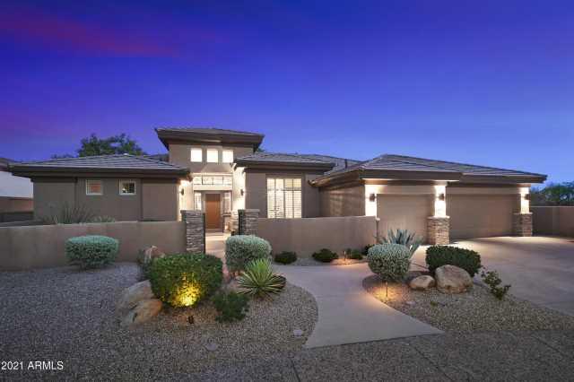 Photo of 8309 E FEATHERSONG Lane, Scottsdale, AZ 85255