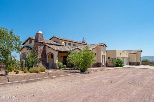 Photo of 22611 W PATTON Road, Wittmann, AZ 85361