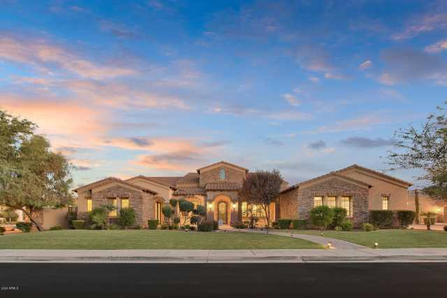 Photo of 4421 E TAURUS Place, Chandler, AZ 85249