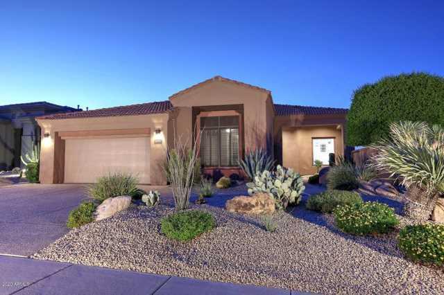 Photo of 15832 E BRITTLEBUSH Lane, Fountain Hills, AZ 85268