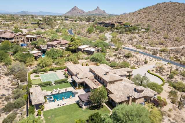 Photo of 23012 N VIA VENTOSA --, Scottsdale, AZ 85255