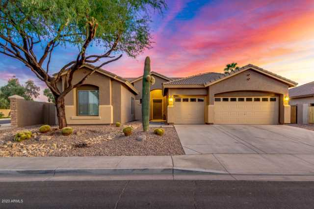 Photo of 4167 E DUBOIS Avenue, Gilbert, AZ 85298