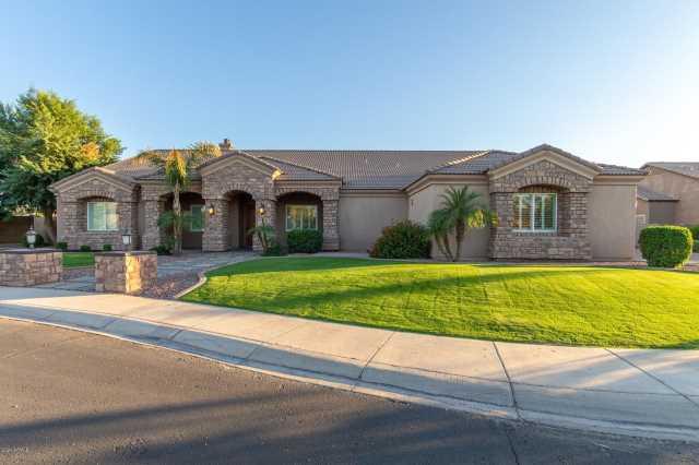 Photo of 4223 E SCORPIO Place, Chandler, AZ 85249