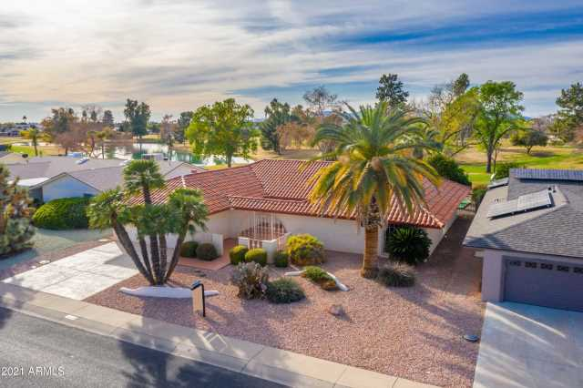Photo of 17406 N COUNTRY CLUB Drive, Sun City, AZ 85373