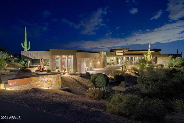 Photo of 42015 N 101ST Way N, Scottsdale, AZ 85262