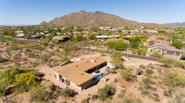 Photo of 37419 N TRANQUIL Trail, Carefree, AZ 85377