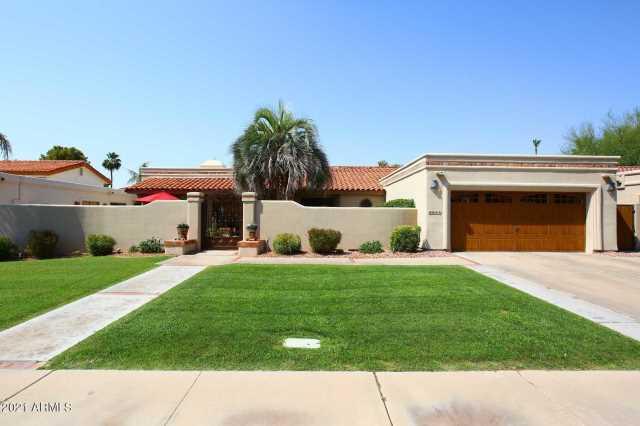 Photo of 9937 E TOPAZ Drive, Scottsdale, AZ 85258