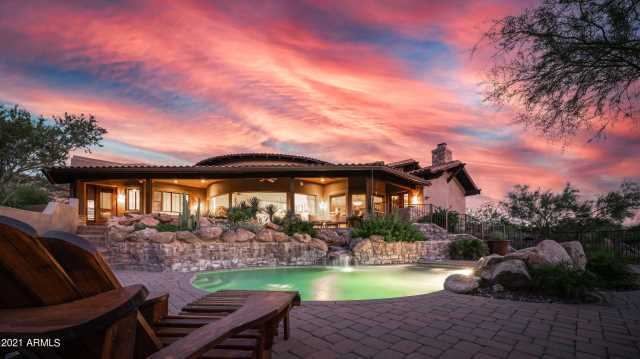 Photo of 4344 N SAGE CREEK Circle, Mesa, AZ 85207