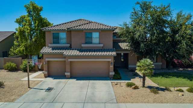 Photo of 7039 W SAINT JOHN Road, Glendale, AZ 85308