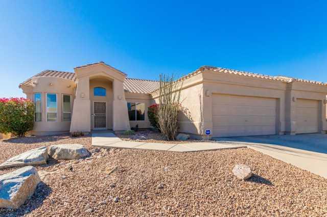 Photo of 12224 N DESERT SAGE Drive, Fountain Hills, AZ 85268
