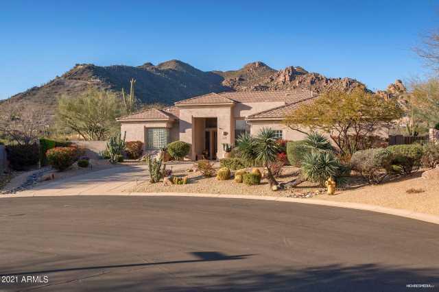 Photo of 6694 E WHISPERING MESQUITE Trail, Scottsdale, AZ 85266