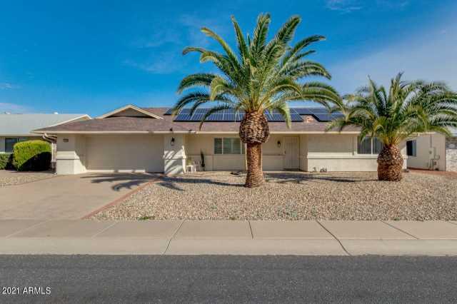 Photo of 12430 W EVENINGSIDE Drive, Sun City West, AZ 85375