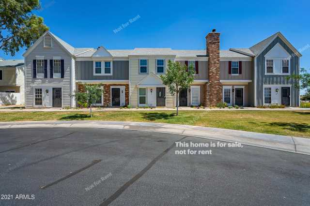 Photo of 1600 N SABA Street #172, Chandler, AZ 85225