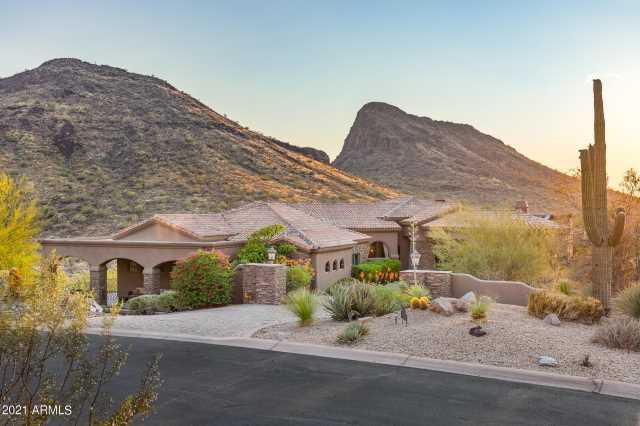 Photo of 9814 N SOLITUDE Canyon, Fountain Hills, AZ 85268