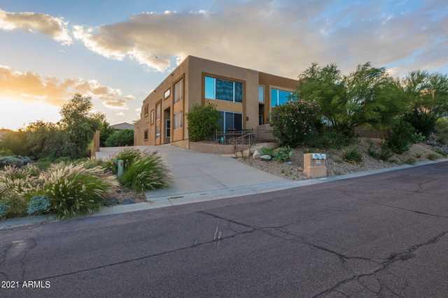 Photo of 13022 N MOUNTAINSIDE Drive #2, Fountain Hills, AZ 85268