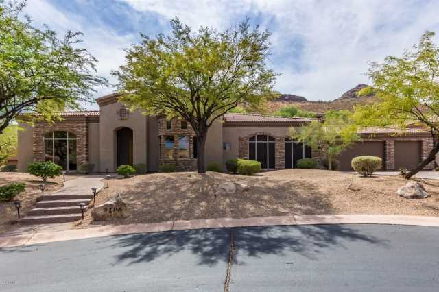 Photo of 9206 N Crimson Canyon, Fountain Hills, AZ 85268