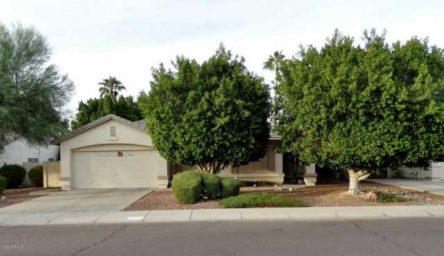 Photo of 6510 W Behrend Drive, Glendale, AZ 85308