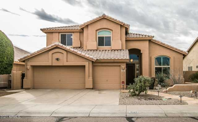 Photo of 3133 E BROOKWOOD Court, Phoenix, AZ 85048