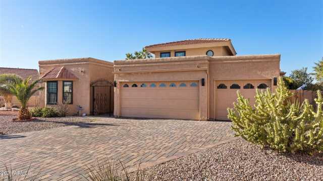 Photo of 9608 E CALGARY Avenue, Sun Lakes, AZ 85248