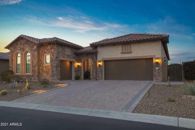 Photo of 2052 N STEELE Circle, Mesa, AZ 85207