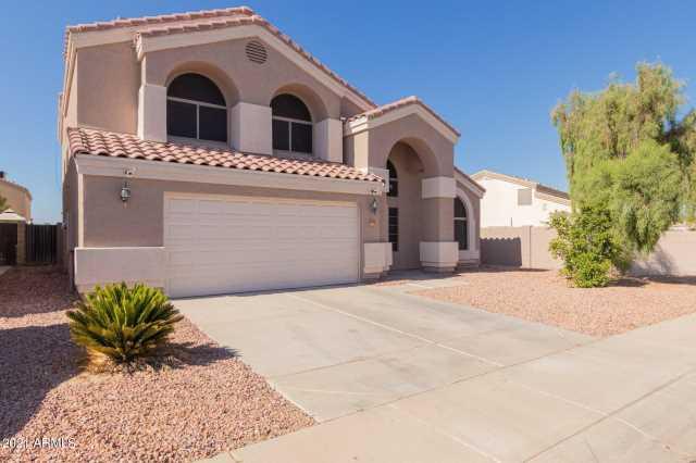 Photo of 12918 W GELDING Drive, El Mirage, AZ 85335