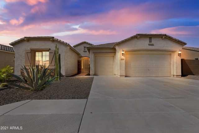 Photo of 18157 W Las Palmaritas Drive, Waddell, AZ 85355