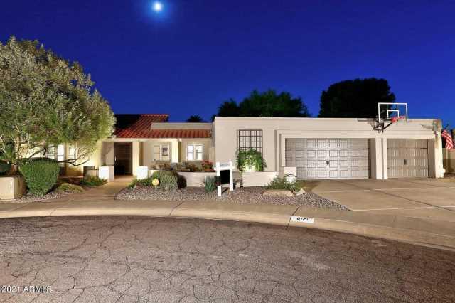 Photo of 8121 E DEL PLOMO Drive, Scottsdale, AZ 85258