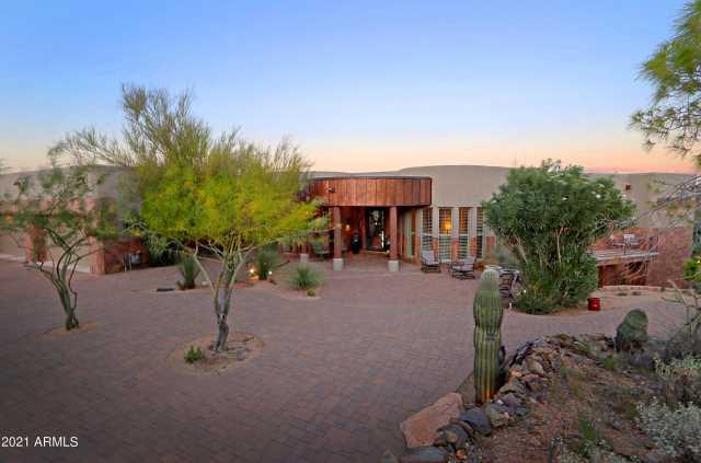 Photo of 37433 N Never Mind Trail --, Carefree, AZ 85377