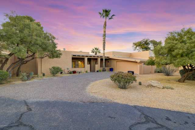 Photo of 1004 N BOULDER Drive, Carefree, AZ 85377