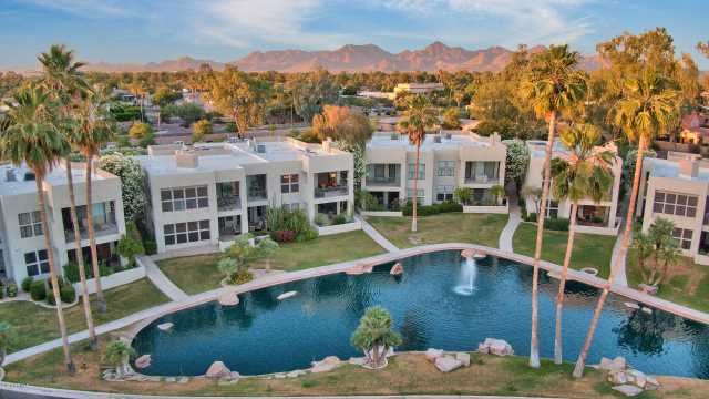 Photo of 7700 E GAINEY RANCH Road #222, Scottsdale, AZ 85258
