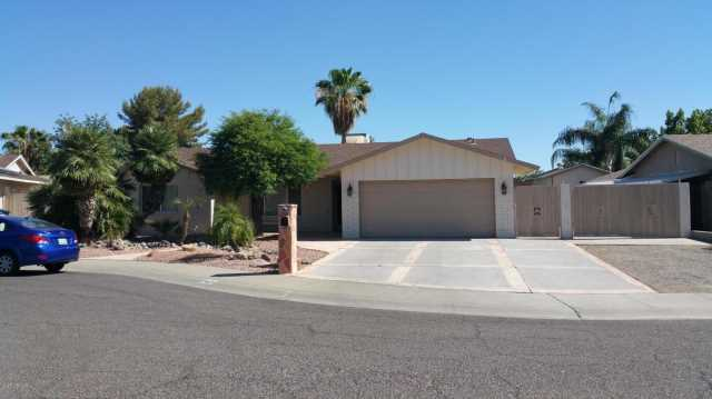 Photo of 5625 W CAROL ANN Way, Glendale, AZ 85306