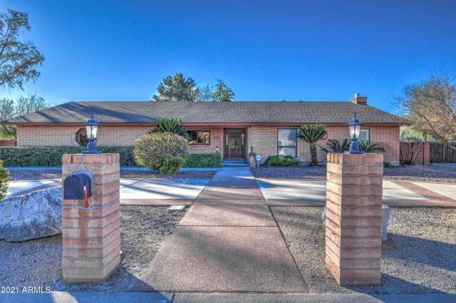 Photo of 5113 W PARK VIEW Lane, Glendale, AZ 85310