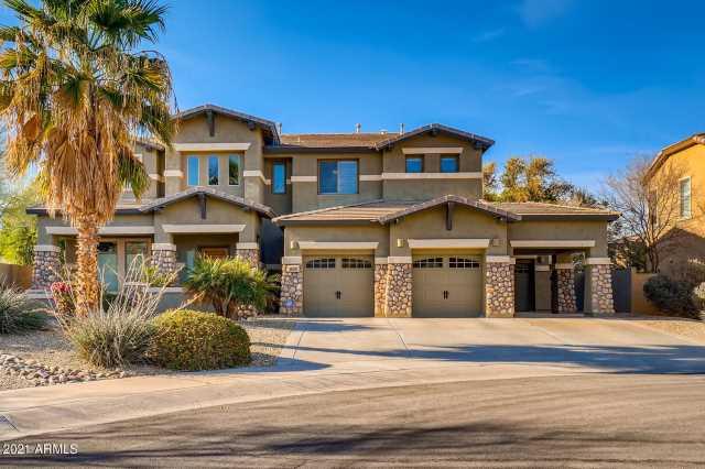 Photo of 15524 W MEADOWBROOK Avenue, Goodyear, AZ 85395