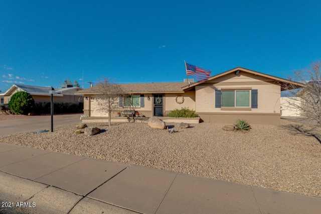 Photo of 12405 N AUGUSTA Drive, Sun City, AZ 85351