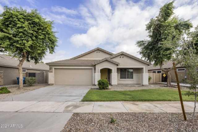 Photo of 21480 E VIA DEL PALO Street, Queen Creek, AZ 85142