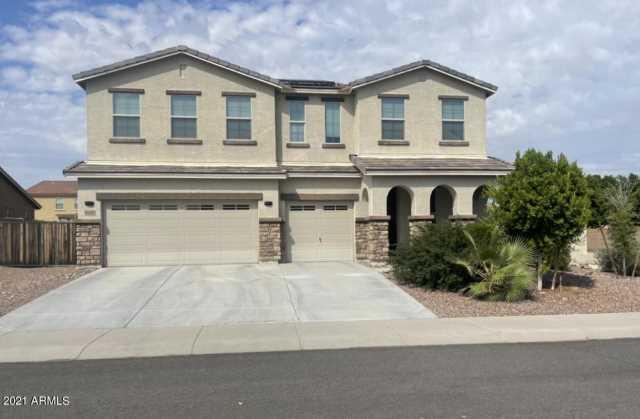 Photo of 18320 W TURQUOISE Avenue, Waddell, AZ 85355