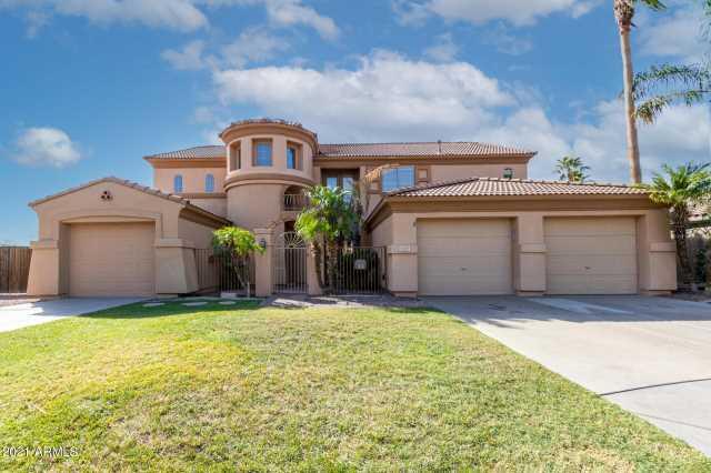 Photo of 1520 S SUNNYVALE Circle, Mesa, AZ 85206