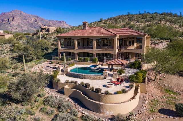 Photo of 3884 S AVENIDA DE ANGELES --, Gold Canyon, AZ 85118