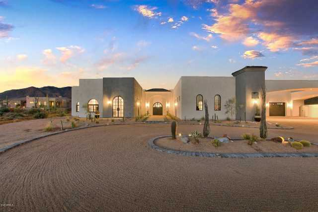 Photo of 41795 N FLEMING SPRINGS Road, Cave Creek, AZ 85331