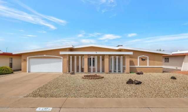 Photo of 9237 W BRIARWOOD Circle N, Sun City, AZ 85351