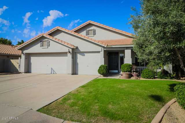 Photo of 5658 E HAMPTON Circle, Mesa, AZ 85206