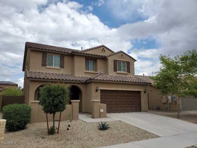Photo of 17778 W HADLEY Street, Goodyear, AZ 85338