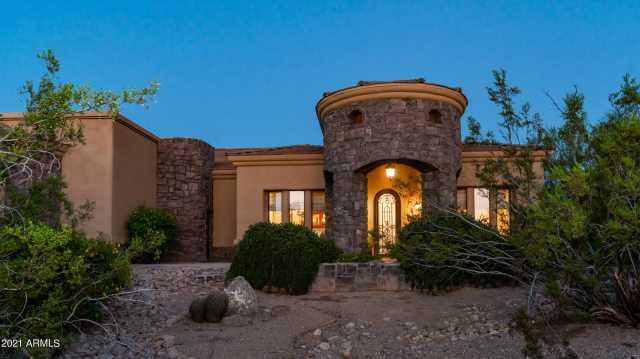 Photo of 3903 N PINNACLE HILLS Circle, Mesa, AZ 85207
